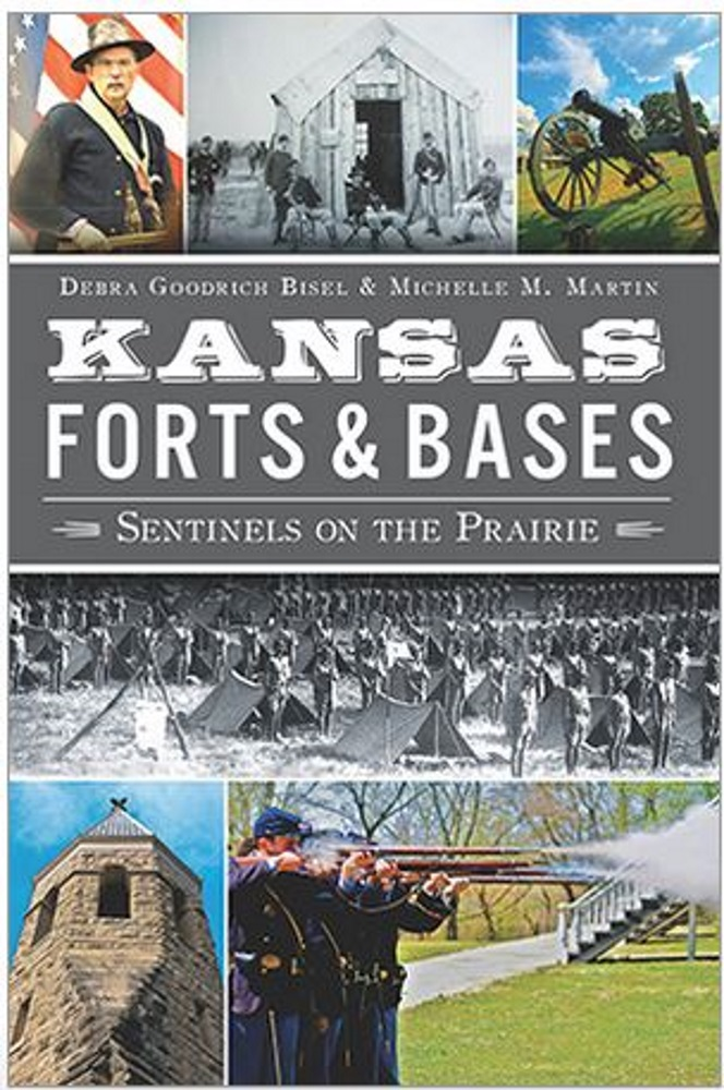 Kansas Forts & Bases: Sentinels on the Prairie,06-14-D5