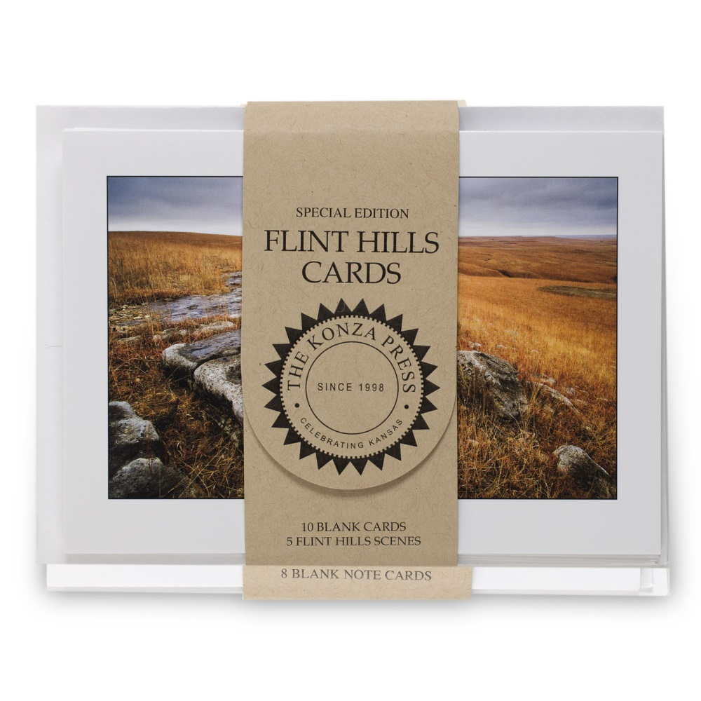 Flint Hills Notecards,TKP014
