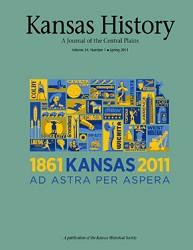 Kansas History - Vol. 34, No. 1