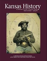 Kansas History - Vol. 36, No. 1