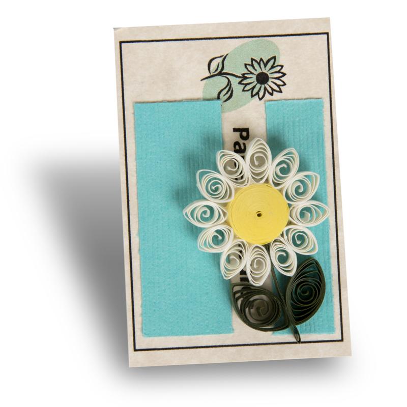 Small Daisy Pin,KDC302