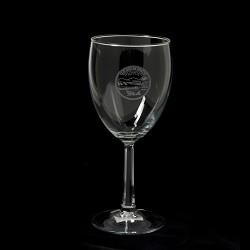 Wine Glass - State Seal