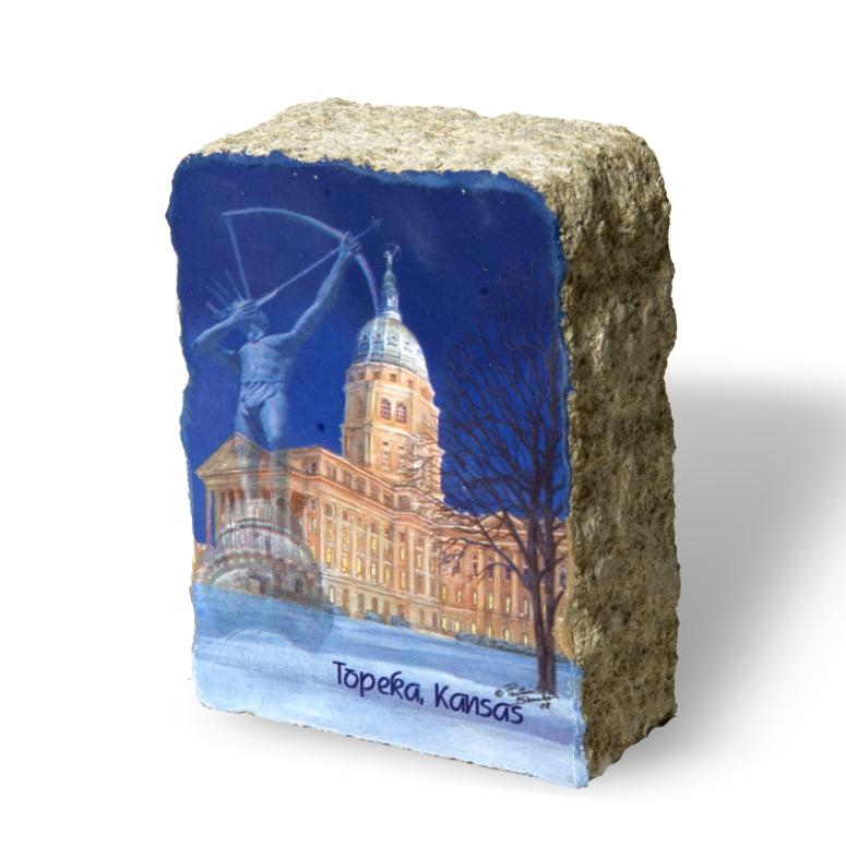Capitol Building Stone,99