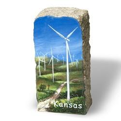 Windfarm - Limestone