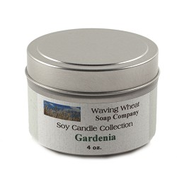 Gardenia Soy Candle