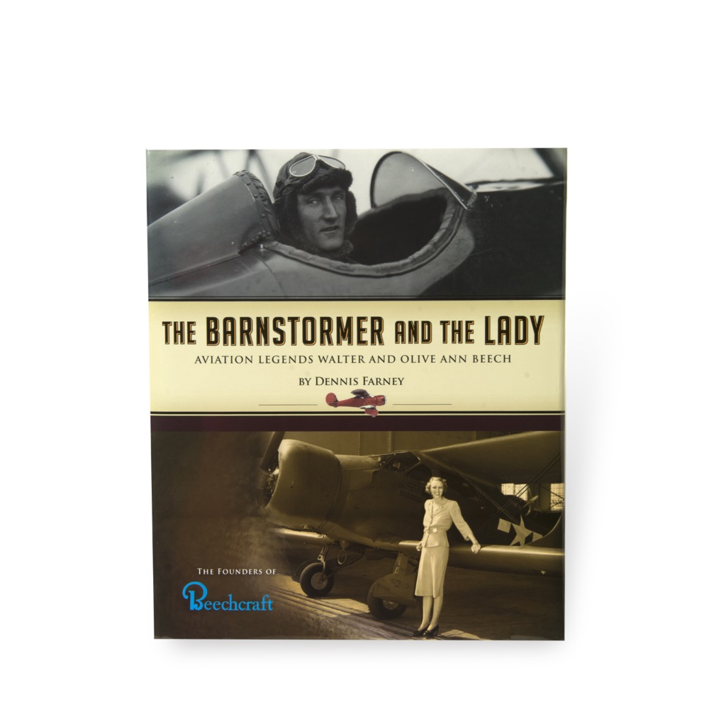 The Barnstormer and the Lady