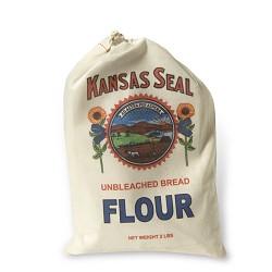 Ks. Seal Unbleached Flour