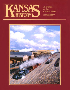 Kansas History - Vol. 27, No. 4,WINTER 2004-5