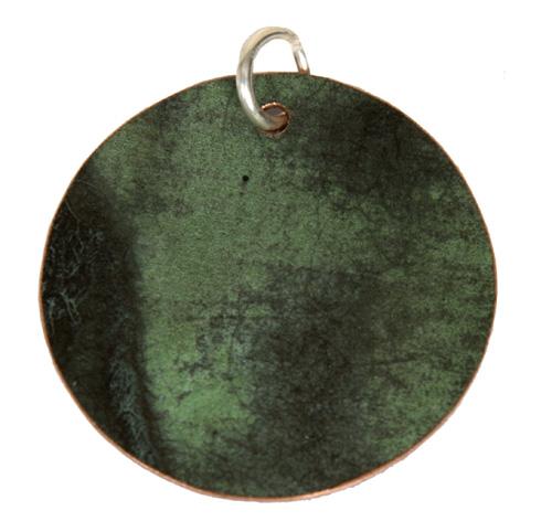 Plain Circle Pendant