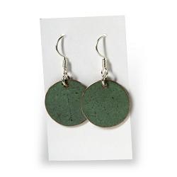 Plain Circle Earrings