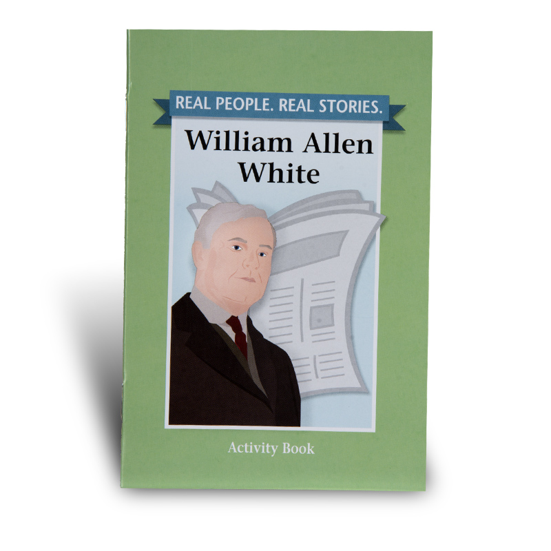 William Allen White Activity Book
