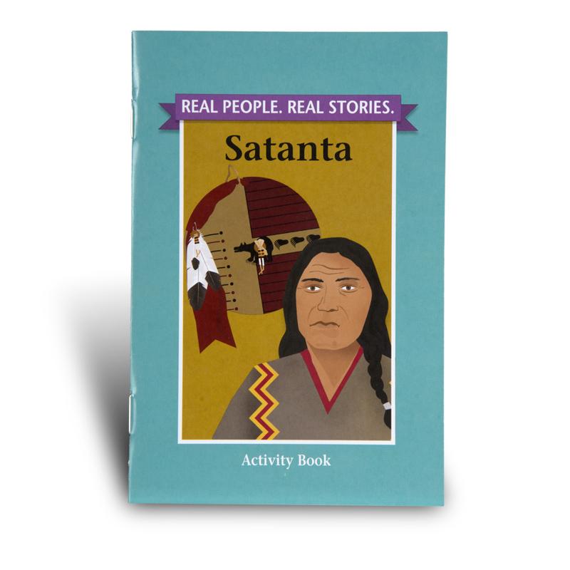 Satanta Activity Book