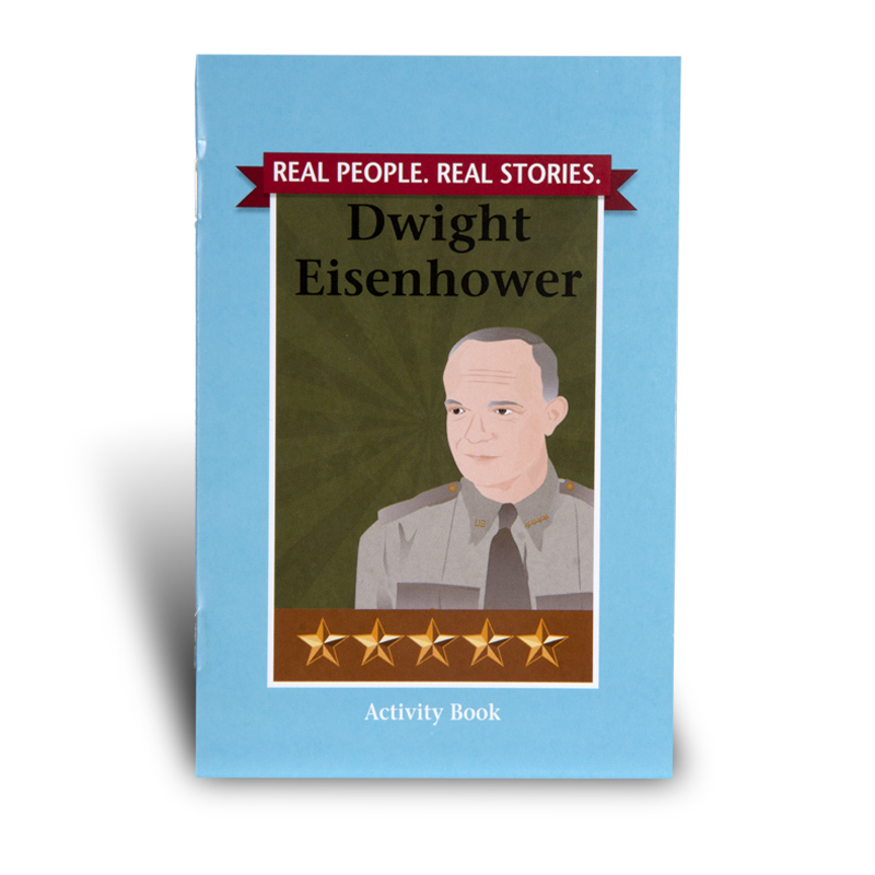 Dwight Eisenhower Activity Book