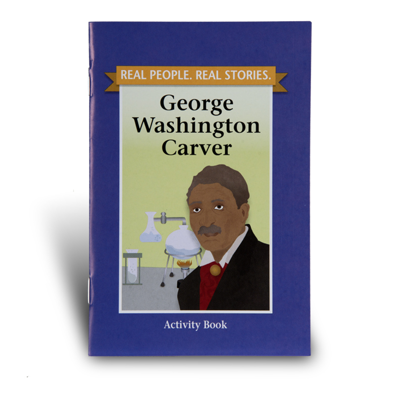 George Washington Carver Activity Book