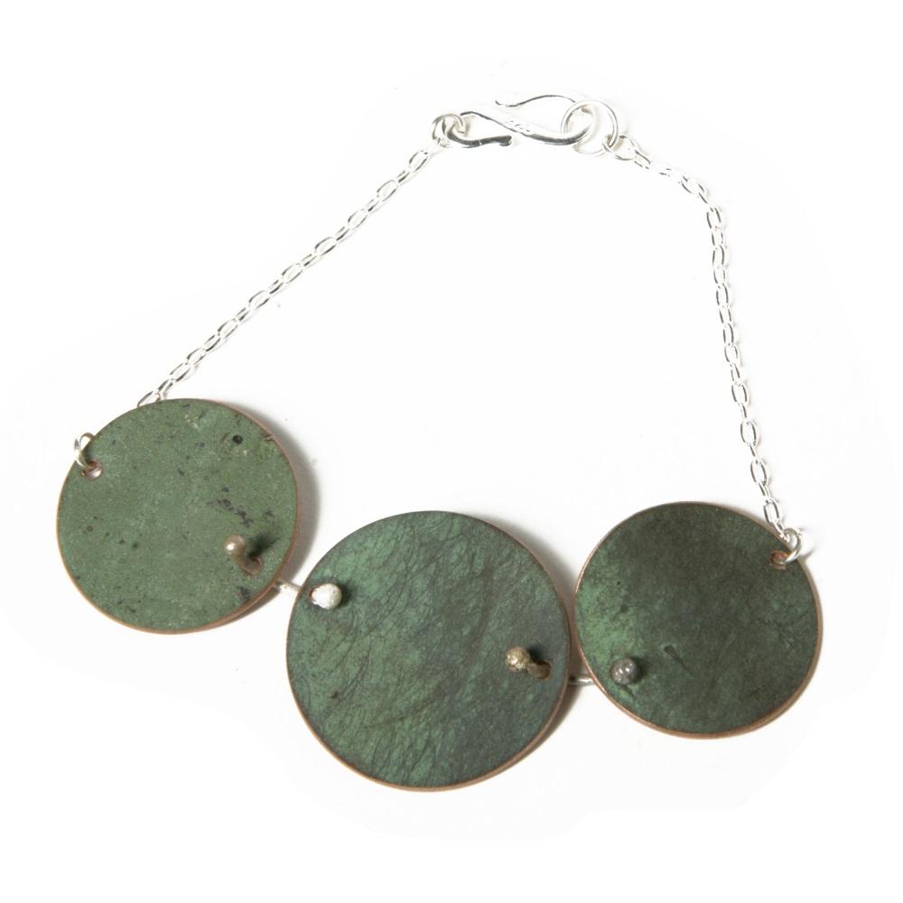 #4 Bracelet - Capitol Copper,4