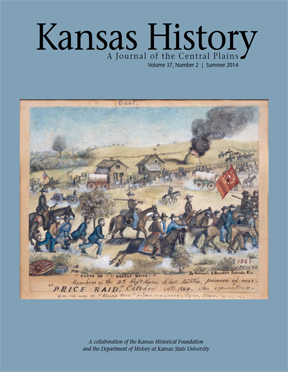 Kansas History - Vol. 37, No. 2,SUMMER 2014