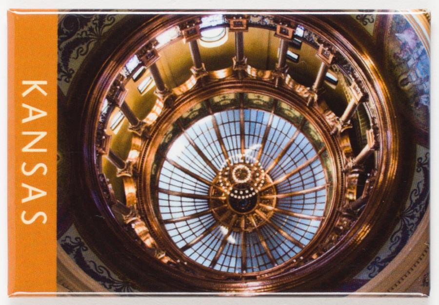 Inner Dome 2X3 Magnet,59560