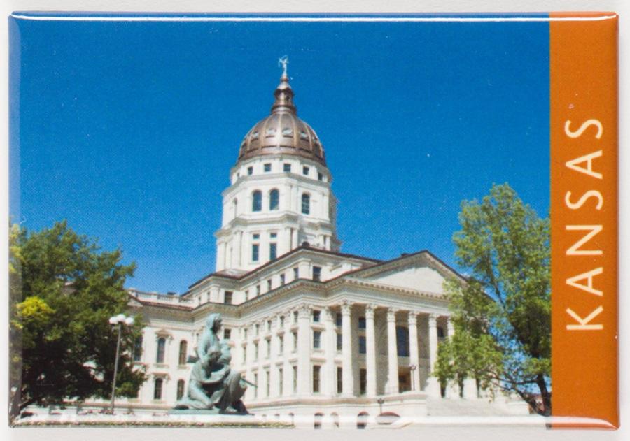 Capitol Building 2X3 Magnet,59558