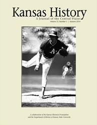 Kansas History - Vol. 37, No. 3