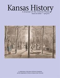 Kansas History - Vol. 38, No. 1