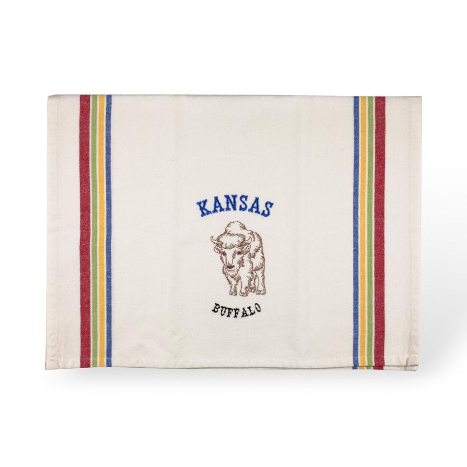 KS Buffalo- Tea Towel