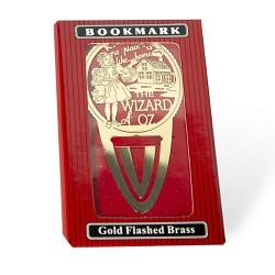 Oz Brazz Bookmark