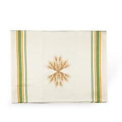 Wheat Up & Down Tea Towel - G&G