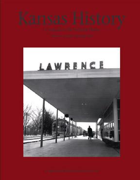 Kansas History - Vol. 33, No. 1,SPRING 2010