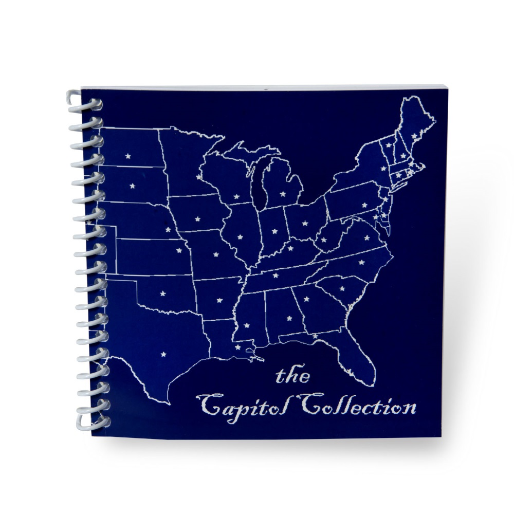 Passport Capitol Book