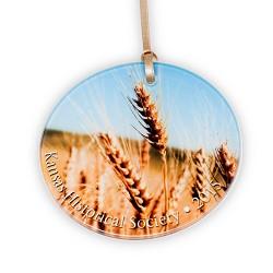 Kansas Wheat - 2015 Ornament