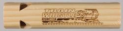 2-Tone Pine Train Whistle