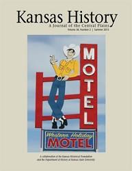 Kansas History - Vol. 38, No. 2