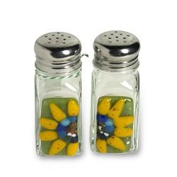 Sunflower Salt & Pepper Shakers
