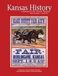 Kansas History - Vol. 38, No. 3