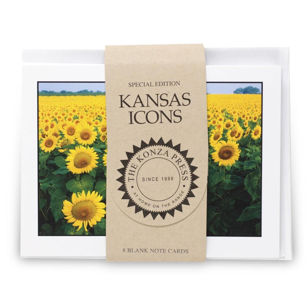 Sunflower Note Cards,TKP425