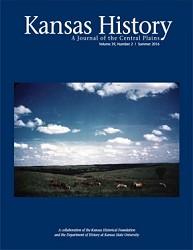 Kansas History - Vol. 39, No. 2