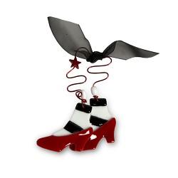 Slippers w/ Socks