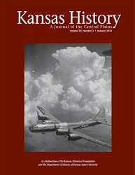Kansas History - Vol. 39, No. 3