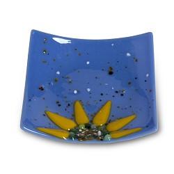 Webstore color 5x5 sunflower dish