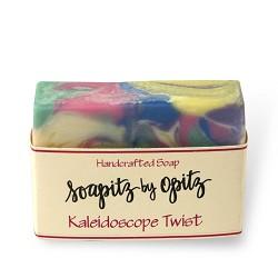 Kaliedoscope Twist Soap Bar