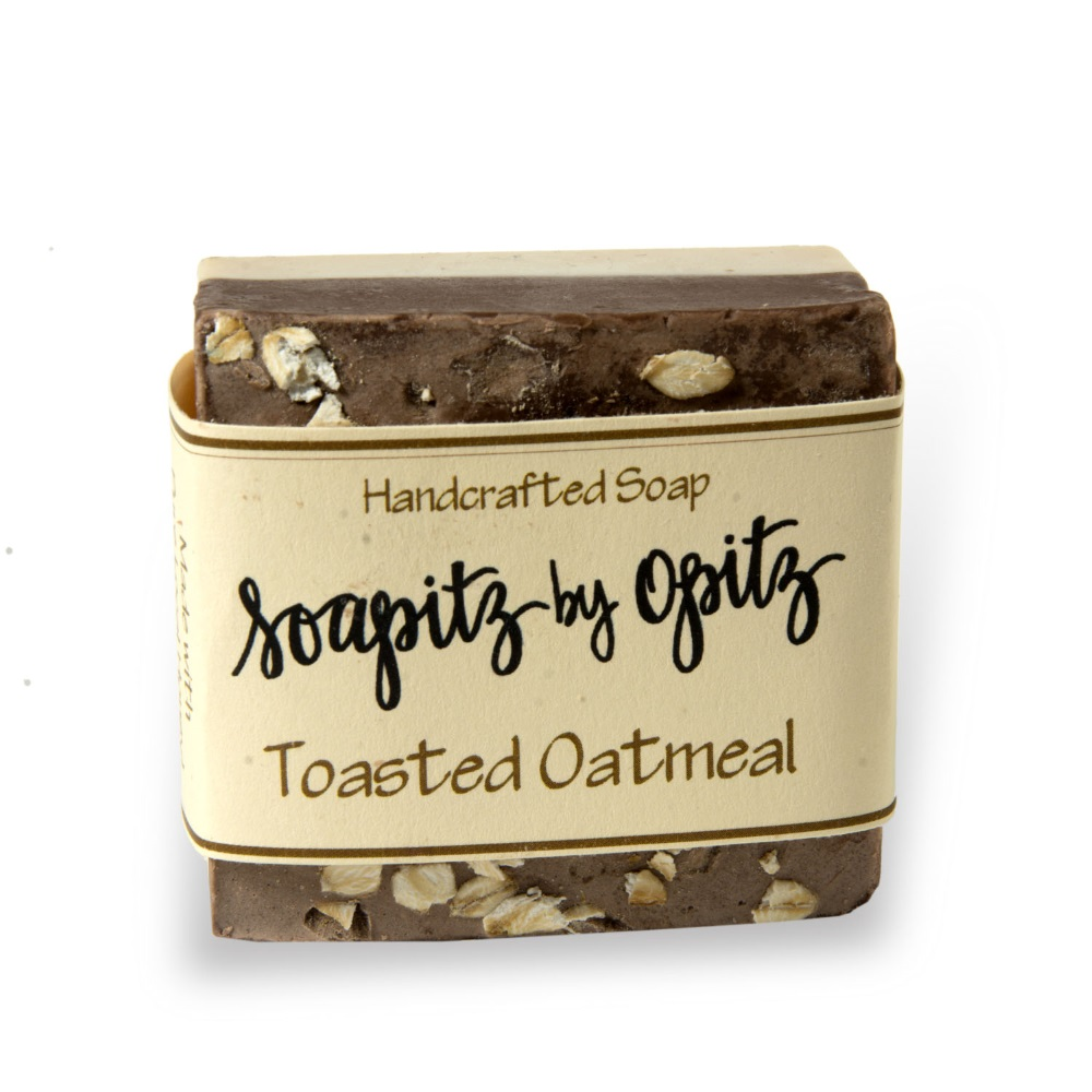 Toasted Oatmeal Soap Bar