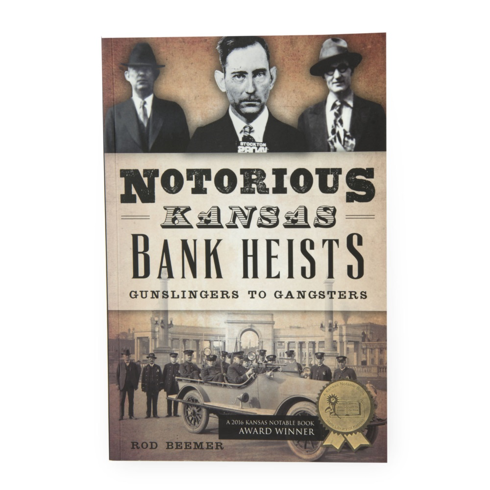 Notorious Kansas Bank Heists: Gunslingers to Gangsters