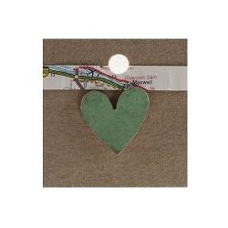 Large Heart Lapel Pin