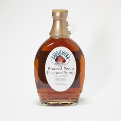 Roasted Pecan Flavored Syrup 12 oz