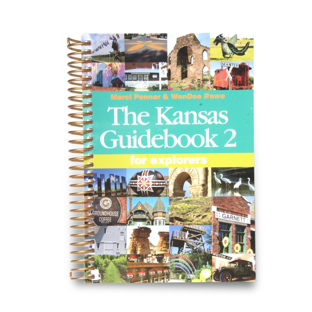 The Kansas Guidebook 2 For Explorers