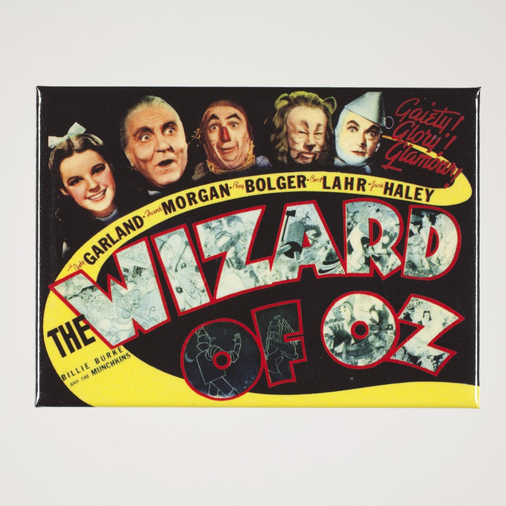New Oz Film Poster Magnet,BOY20507OZ