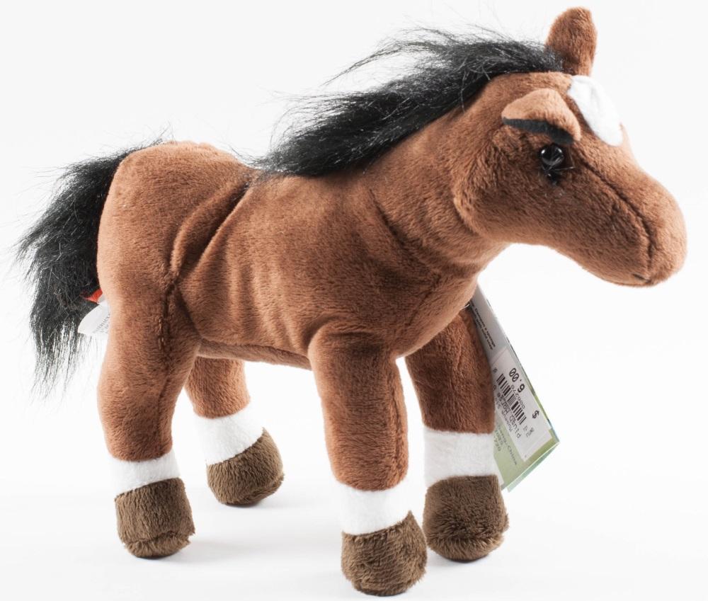 """Plush Horse 7"""",AP-PEHOR"""