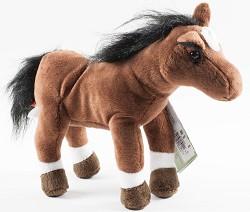 "Plush Horse 7"""
