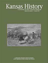Kansas History - Vol. 40, No. 2