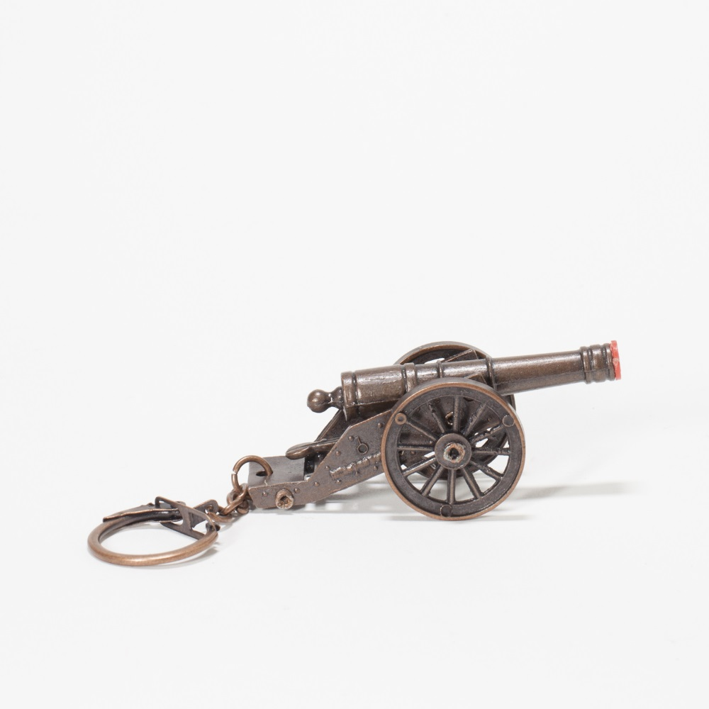 Cannon Key Chain,07611